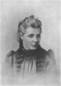"Annie Besant (née Wood, 1 October 1847 – 20 September 1933) was a prominent British socialist, Theosophist, women's rights activist, writer and orator and supporter of Irish and Indian self rule. ""No philosophy, no religion, has ever brought so glad a message to the world as this good news of Atheism"""