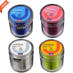 Free Shipping 500M Justron Brand ✅ Super Strong Multifilament Quality Color ① Nylon Fishing Line 8 10 15 20 30 40 60LBFree Shipping 500M Justron Brand Super Strong Multifilament Quality Color Nylon Fishing Line 8 10 15 20 30 40 60LB