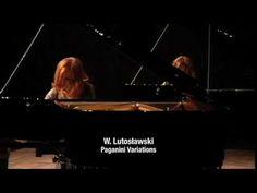 Pekinel Sisters Play Lutoslawski