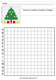 Christmas Worksheets, Christmas Math, Christmas Crafts For Kids To Make, Animal Crafts For Kids, Christmas Activities, Xmas Crafts, Art For Kids, Drawing Games For Kids, Drawing Lessons For Kids