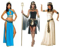 Egyptian Costumes-