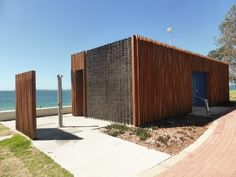 beach restroom architecture - Google Search