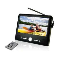 Axion AXN-8701 widescreen portable handheld TV gives you the ability to enjoy your favorite television programs anywhere in your home - even away from home.