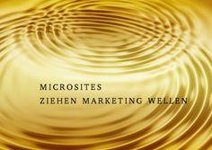 Erfolgreiche Marketing Strategie mit einer Microsite