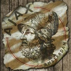 Ajax Canvas Wall Art Quotes, Afc Ajax, Kingdom Of The Netherlands, Badge, Graffiti, Wallpaper, Hero, Logos, Stencils