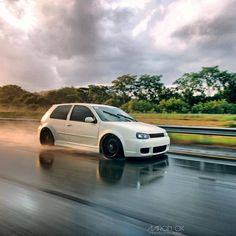 I want to get a roller shot like this! Inerior trim for the #Volkswagen #Golf Now Available at http://www.rvinyl.com/Dash-Kits-Volkswagen-Golf.html