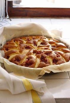 Anna The Nice: Torta di mele e marmellata dal quaderno di ricette...