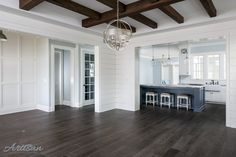 Spacious great room by Artisan Signature Homes  Artisan Signature Homes | Butterweed | Louisville, KY