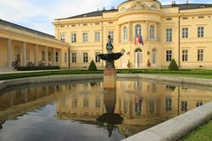 Karolyi Stately Home Hungary, Foundation, Culture, Mansions, House Styles, Building, Places, Travel, Home Decor