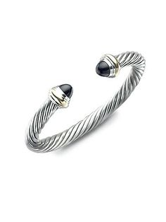 David Yurman, always the perfect gift!  So true, even though you see DY everywhere!