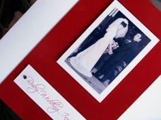 Ruby Wedding Anniversary Invitation