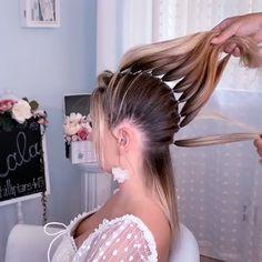 Medium Hair Styles, Short Hair Styles, Gents Hair Style, Hair Upstyles, Mohawk Hairstyles, Hairstyles 2018, Hair Videos, Dreads, Hair Hacks