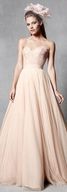 Watters Brides Spring 2014 Wedding Dress