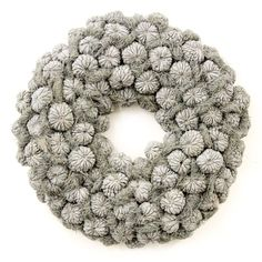 Krans Atafruit | licht grijs | vanNatuurlijk