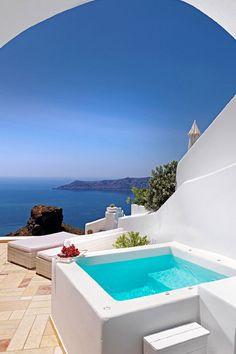 Simplicity, Santorini, Greece