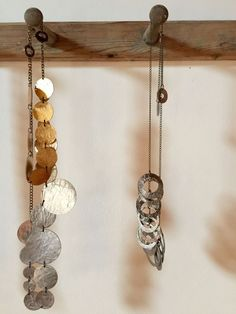 Monica Trevisi necklace - Thanks to Miss Claire >> http://www.missclaire.it/hand-made/monica-trevisi-artigianato-e-design-contemporaneo/
