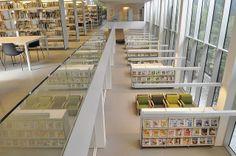 Biblioteca Camp de l'Arpa - Caterina Albert (Sant Martí, Barcelona) barcelona_caterina-albert_04 | Flickr: Intercambio de fotos