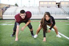 Football/ cheerleader relationship | Things I want ...