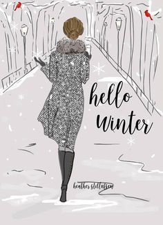 The Heather Stillufsen Collection from Rose Hill Designs on Facebook, Instagram and shop on Etsy and Redbubble. All quotes and illustrations copyright protected.