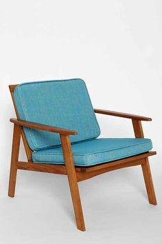 midcentury chair on super sale