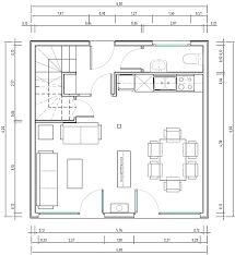 Resultado de imagen para plantas de casas 30 metros 1 dormitorio #cocinasrusticasminimalista #casasminimalistasrusticas