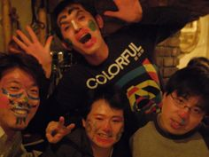 代々木「ひつじや」で ひつじや各国料理を食べまくり&美味しいワイン飲みまくり♪ Ichigo Ichie, Carnival, Face, Faces, Carnival Holiday, Facial