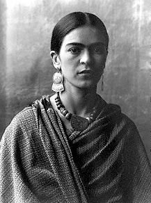 """Frida Kahlo Quote: """"Who gave them the absolute 'truth'?  There is nothing absolute.  Everything changes, everything moves, everything revolves, everything flies and goes away."""" -- Frida Kahlo"""