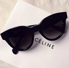 Cat eyed sunglasses hooray