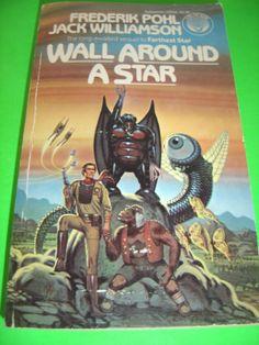 WALL AROUND A STAR FREDERIK POHL JACK WILLIAMSON