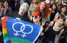 La calles de Brasil se inundaron de gente en desfile gay