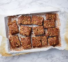 These protein-packed brownies make those other brownies seem so conventional.
