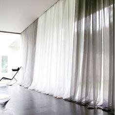 Добавьте интерьеру нежности! Занавеси из тюля @christianfischbacher ждут вас в #galleria_arben #curtains #dtcoration