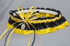 unique and personal steelers for wedding idea