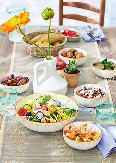 Odkryj śródziemnomorskie inspiracje dla swojego domu na http://www.tchibo.pl/meble-dekoracje-srodziemnomorski-styl-t400050293.html #tchibo #tchibopolska