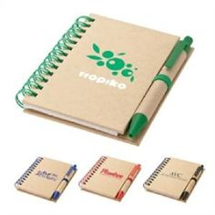Printed notebooks or notepads are wonderful advertising products used to disseminate among the customers, staff and targeted audience. These books create awareness about the company or brand among the potential clients.