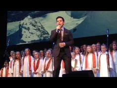 "▶ ""Glorious"" by David Archuleta from Meet the Mormons Cover by One Voice Children's Choir - YouTube"