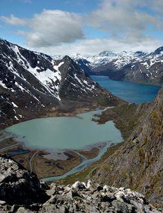Top 5 Tourist Destinations In Norway - Beautiful Norway, Beautiful World, Beautiful Places, Parc National, Banff National Park, Jotunheimen National Park, Land Of Midnight Sun, Norway Viking, Scandinavian Countries