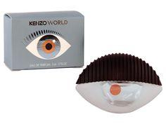 Kenzo - Miniature Kenzo world (Eau de parfum Kenzo World, Miniature Parfum, Miniatures, Perfume, Collection, Flasks, Miniature, Mockup, Minis
