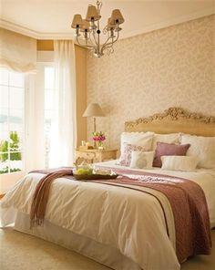 decorar las paredes del dormitorio de matrimonio
