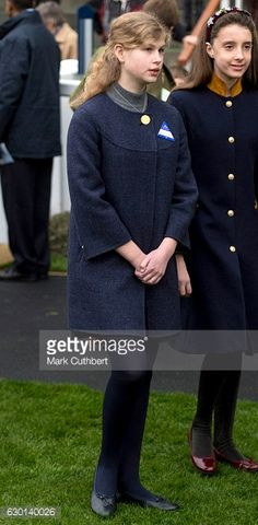 Lady Louise Windsor, Décembre 2016, Ascot's Christmas Meeting