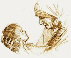 Mother Teresa, Spiritual Hunger, Daily Bread, Elder Holland