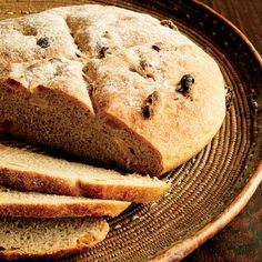 Raisin Rye Bread // More Brunch Recipes: http://www.foodandwine.com/slideshows/brunch/1 #foodandwine