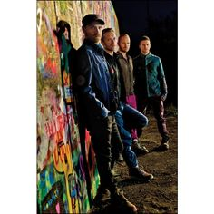 An image of Coldplay ❤ liked on Polyvore featuring coldplay