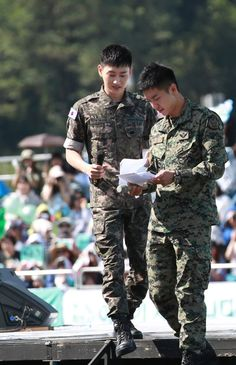 Eunhyuk, Lee Seung Gi