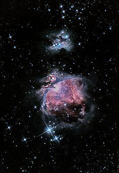 Orion nebula HDR | by Lazy Pixel