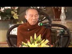 Thiền trong đạo Phật: Quán Pháp niệm xứ - Hòa thượng Kim Triệu - YouTube