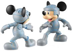 TRON Mickey Mouse – Coolest Toy (collectible) Ever? - www.wdwradio.com