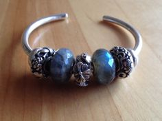 Today's Bangle from Trollbeads Gallery Forum member Dani! Thank you!!