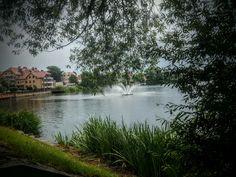 Wałcz jezioro zamkowe