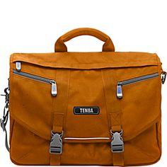 Tenba Messenger Photo/Laptop Bag - Small - Burnt Orange - via eBags.com!